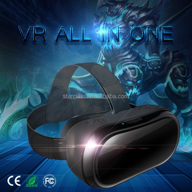 China Directly Factory Price VR Accessories, 3D Virtual Reality VR System