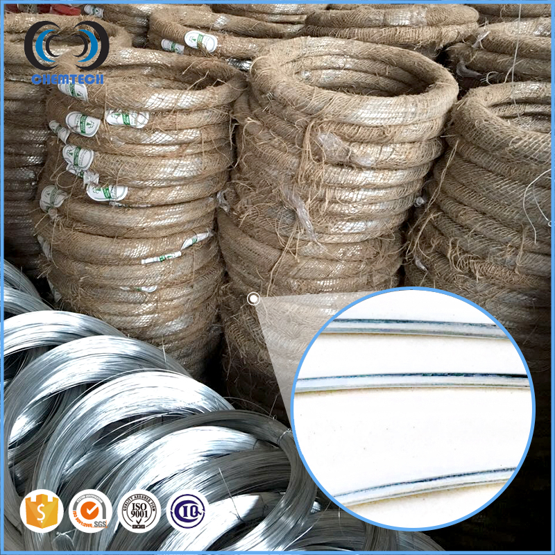 Electro galvanized rebar tie wire/ construction wire rod