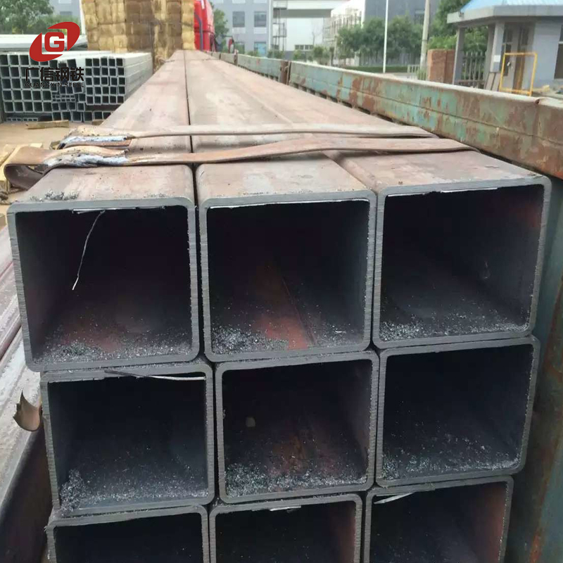Seamless rectangular steel tube with high quality for latest building materials