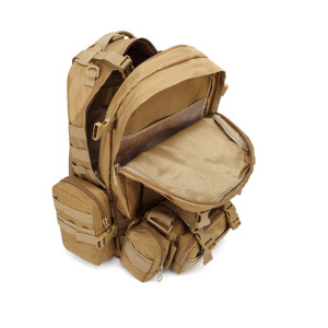 Outdoor molle tactical military army survival backpack