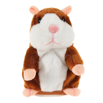Christmas Gift Peluche Mimicry Pet Voice Recording Stuffed Animal
