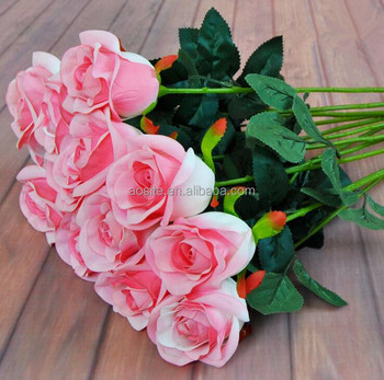 Factory direct lovely cheaper roses single flowers artificial rose factory direct lovely cheaper roses single flowers artificial rose silk flower for decoration home party mightylinksfo