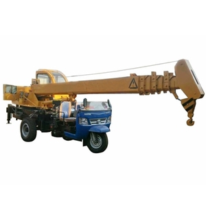 best price mini 3ton Tricycle crane for sale
