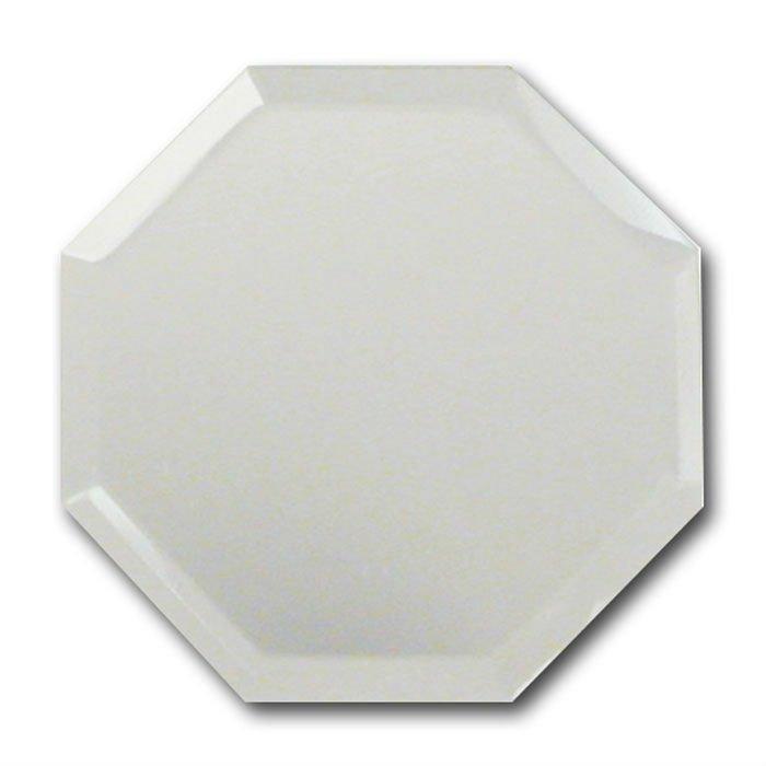 Oct gono espejo de pared con borde biselado espejos for Espejo pared precio