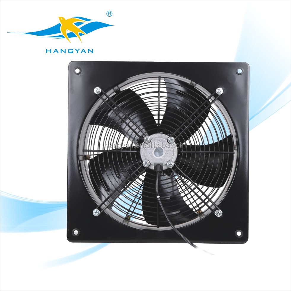 2018 New type hangyan x electric high volume low voltage axial ac fan
