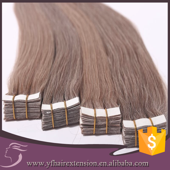 Best Popular Pre-bond HairVirgin Brazilian Hair Tape Extensions