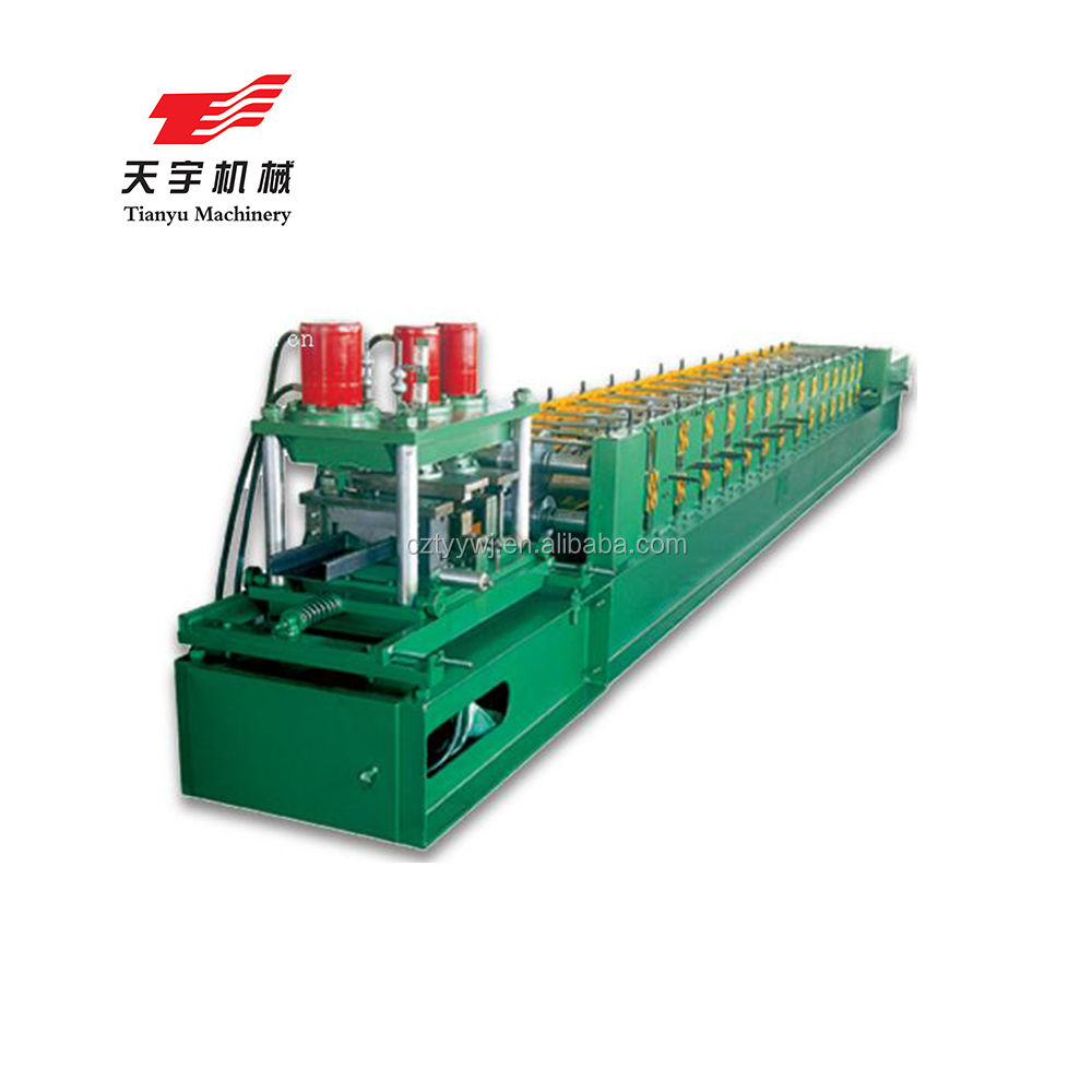 Most competitive price pallet rack upright roll forming machine