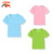 Wholesale high quality custom pattern 100% cotton kids t shirt