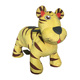 Coin operated walking electric animal ride on toy plush