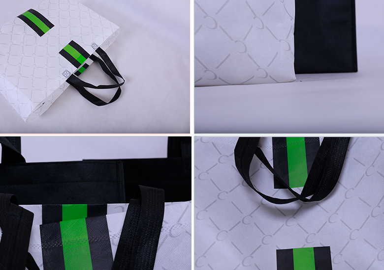 Excellent Quality Hot Selling Plain Tote Laminated Non Woven Bags