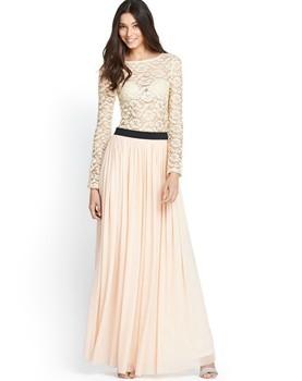 8491d6a52f07c Wholesale Long Sleeve Woman Summer Lace Maxi Long Dress - Buy Long ...