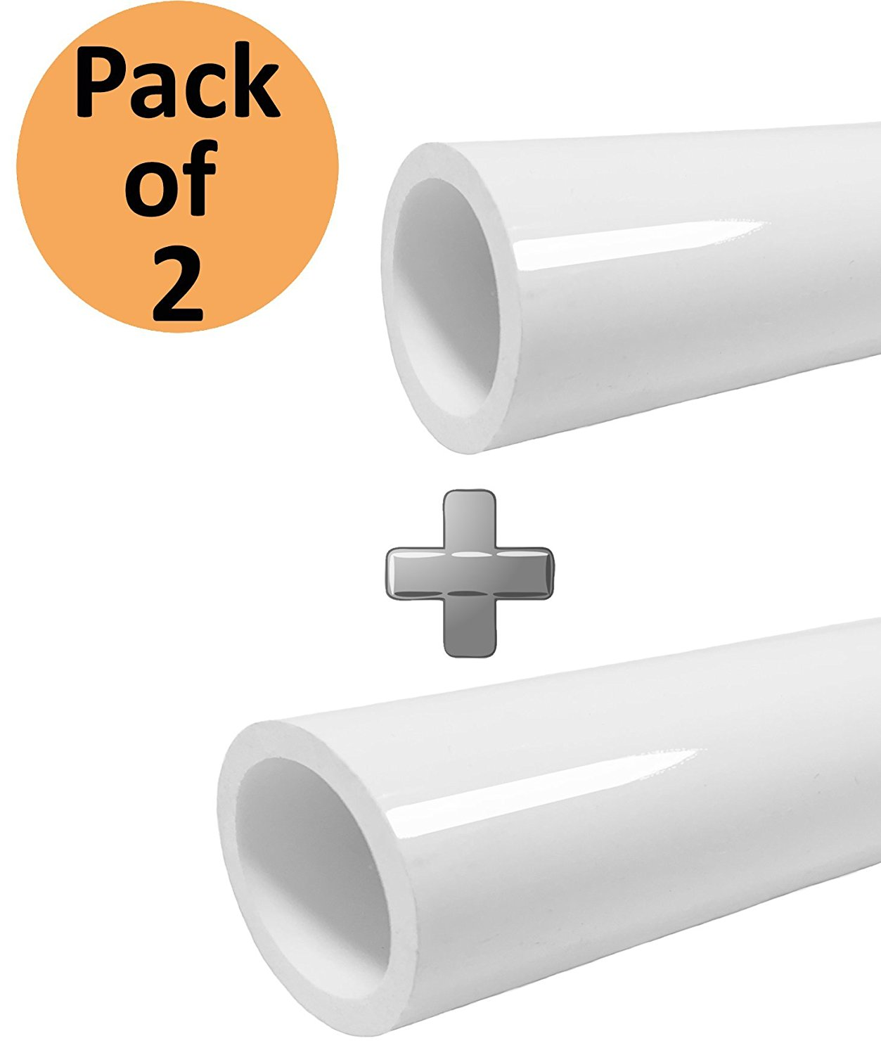 Get Quotations  C2 B7 Pvc Pipe 1 Ft Schedule 40 Pvc Pipe Half Inch Furniture Grade