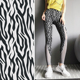Used antique printed cloth digital printing yoga pants fabric sports leggings material
