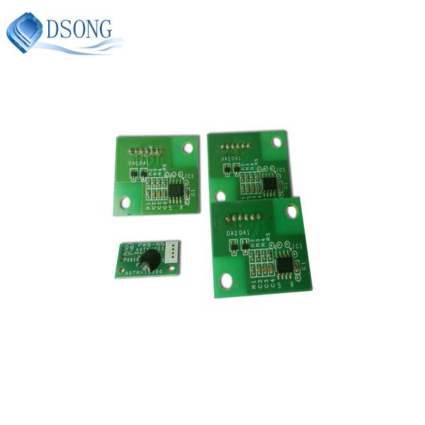 4 x Drum Image Unit Chips For Konica Minolta Bizhub C654 C654e C754 C754e  DR711