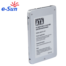 Carta M.2 NGFF SSD a 2.5 pollice Caso <span class=keywords><strong>HDD</strong></span> con 128G