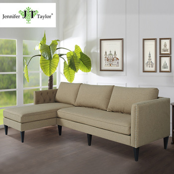 Superieur Factory Of USA Brand Furniture Durable Fabric Corner Sofa/easy Maintenance  Sectional L Shaped