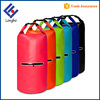 2017 wholesale custom fashion 10L pvc waterproof lightweight roll top dry sack dry bag with zipper pocket