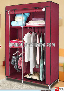Furniture Design Karachi Portable Assemble Clothes Storage