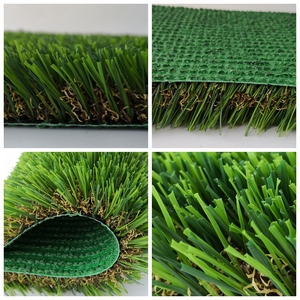 Factory supply high quality 40mm grass artificial lawn for sale