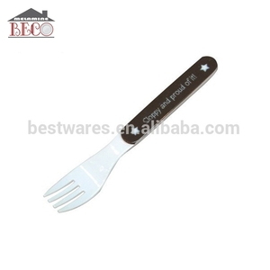 Hot sale recycled clean disposable cocktail plastic 45mm forks