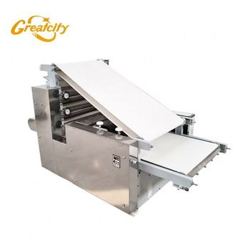 Maschine machen pizza dough roller