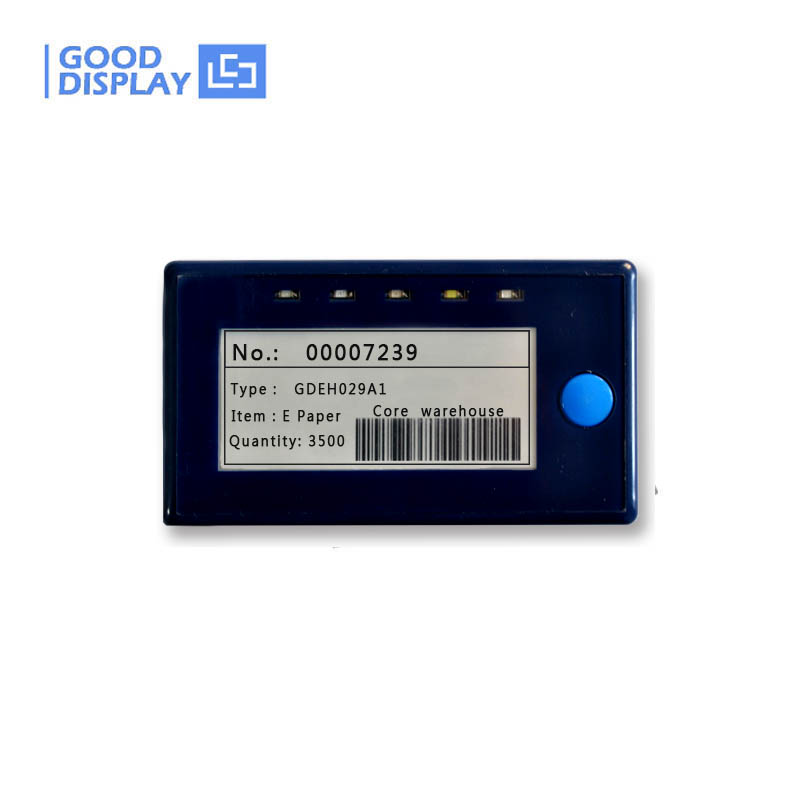 2.9 inch Electronic Shelf Label ESL for warehousing system