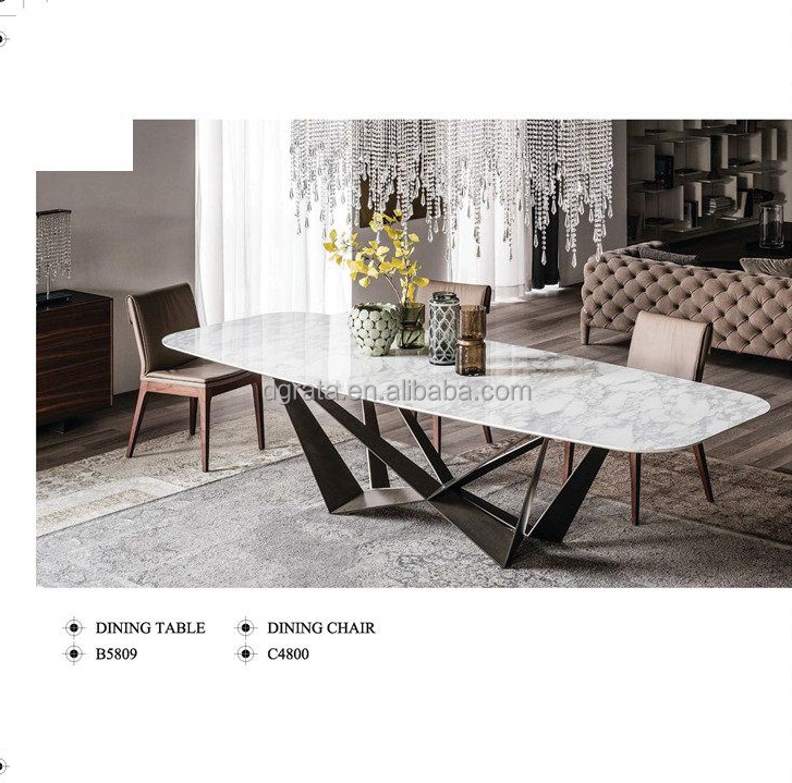 Marble Dining Table, Marble Dining Table Suppliers And Manufacturers At  Alibaba.com