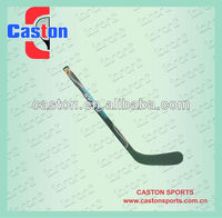 mini carbon fiber and glass fiber material ice hockey