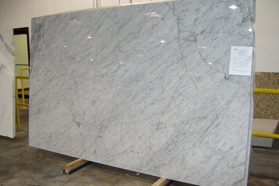 White Carrara Marble Slab Price images
