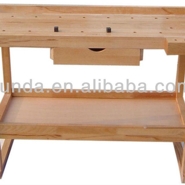 Wooden Worktable