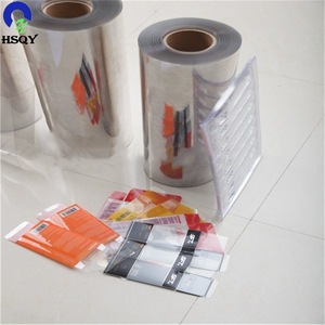 Thermoforming Plastic PET Sheet Clear A-PET/PETG Film Rolls
