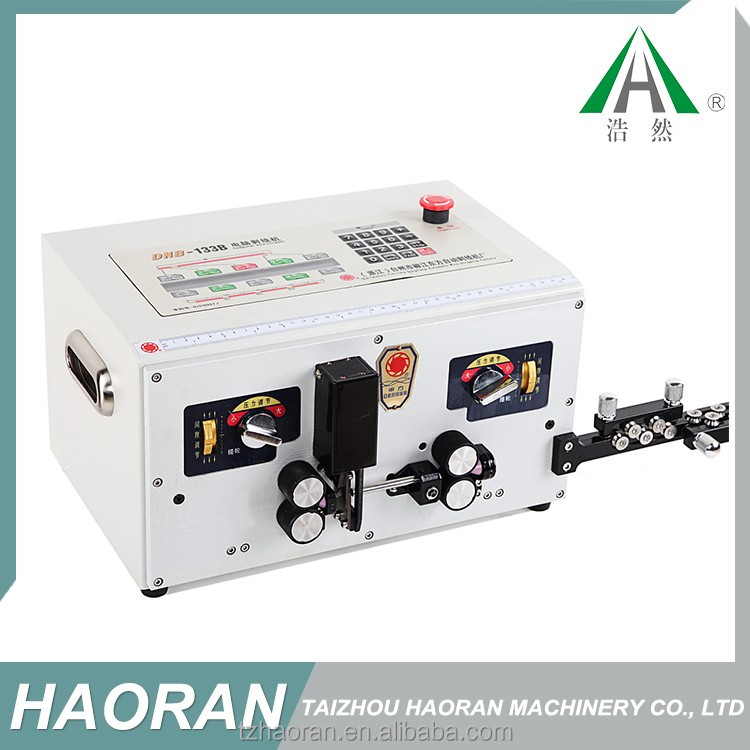 DNB series high quality multifunctional usage wire cutting and stripping machine