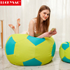 600D Waterproof BeanBags Soccer Ball Style Bean Bag Sofa, White/Multiple Color