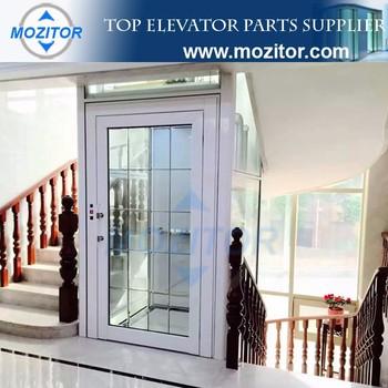 Suministro 4 persona interior elevador utilizado for Indoor elevator