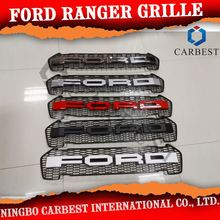 Good Quality Modified Grille For Ford Ranger 2015
