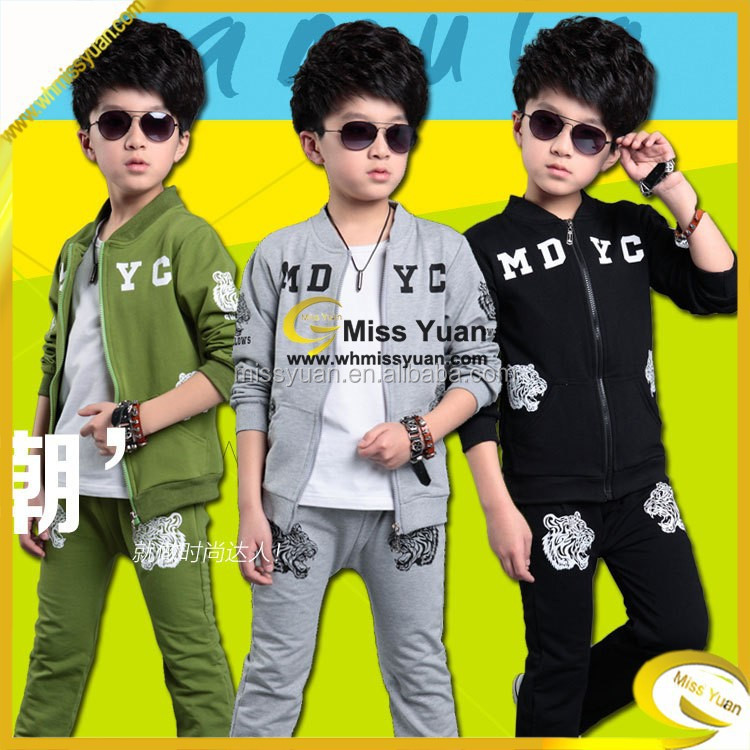 China factory top quality sportswear of boys