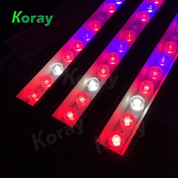 Vertical Led Grow Lights Greenhouse,150w Equivalent To 1200w Led Plants  Indoor Hydroponic Lights For Vertical Farming Systems - Buy Vertical Led  Grow