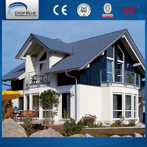 Professional supplier prefab beach house