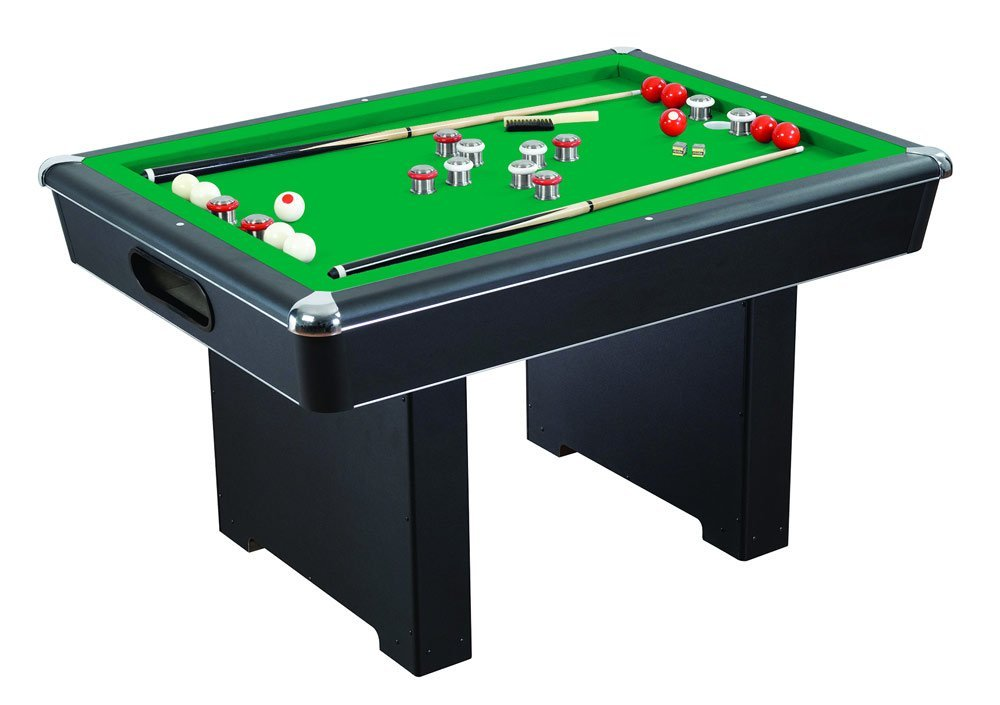 Get Quotations · Renegade Slate Bumper Pool Table
