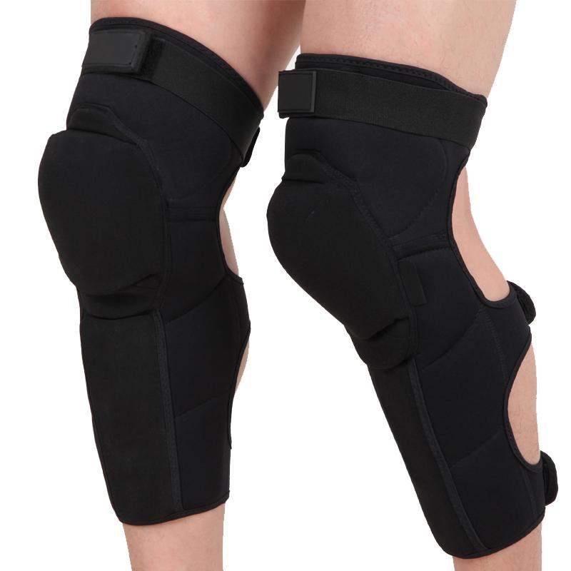 Comfortable-long-knee-support-durable-lengthen-knee