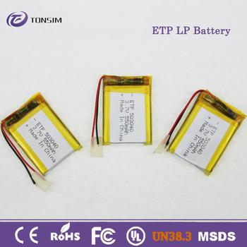 Lithium Li-ion Graphene Battery 3 7v Tonsim Manufacturer 550mah - Buy  Lithium Li-ion,Graphene Battery,Li Ion Battery Product on Alibaba com