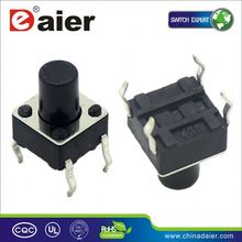 Daier 5 pin tact switch