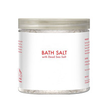 Customized Packaging Best Spa Sea Salt For Bath Relaxation