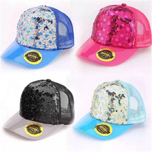 2016 latest design hot summer new children s hip hop cap baseball cap 6 color light