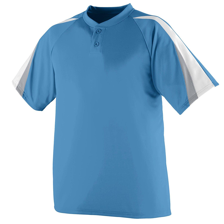 Augusta Boys Short Sleeve Power Plus Jersey