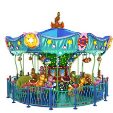 new design amusement rides Carousel rides Ocean Carousel for sale