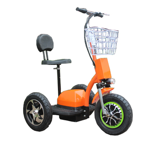 2017 G4 500W 3 Wheel Electric Mobility Scooter 48V 20Ah For Elderly
