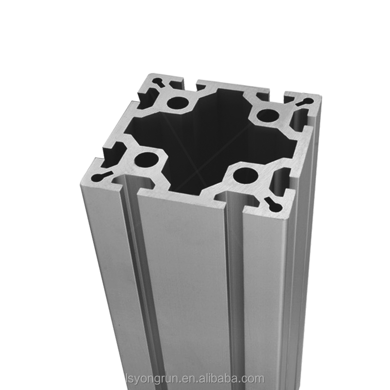 China durable show trade aluminium insulated extrusion profiles