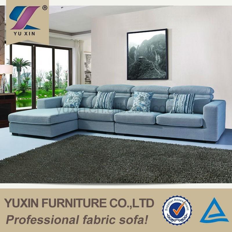 Modern Furniture Design Turkish Style Fabric Sofa Furniture