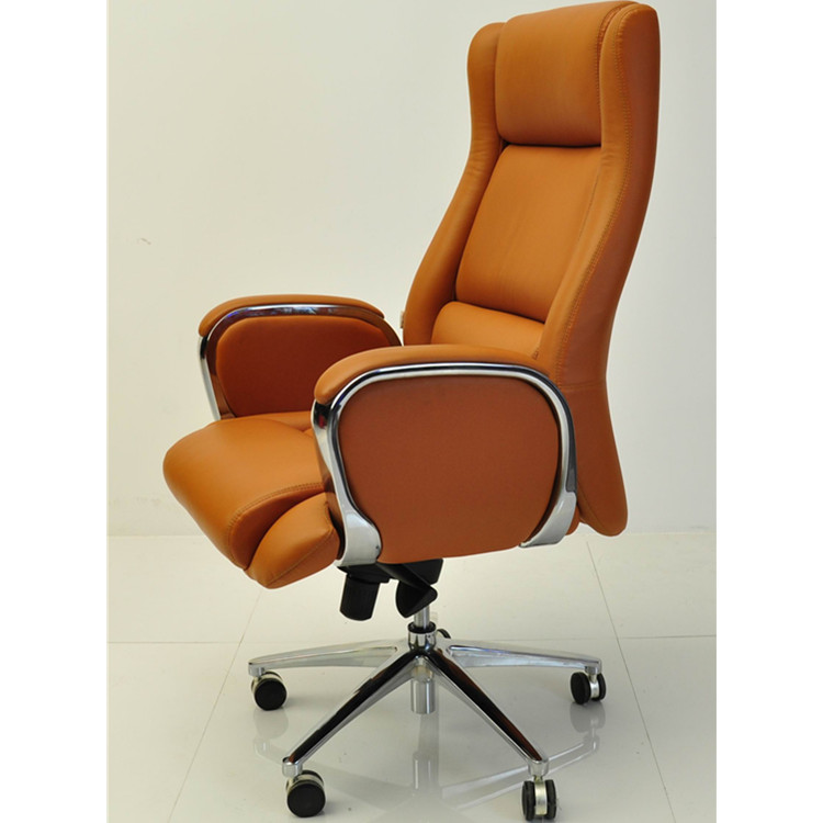 Groovy Orange Real Leather Executive Desk Chair Ys1201A Lane Furniture Office Chair Buy Executive Desk Chair Lane Furniture Office Chair Desk Chair Product Ncnpc Chair Design For Home Ncnpcorg